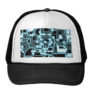 ElecTRON - Blue / Black Cap