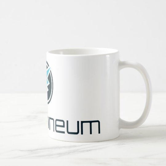 Electroneum (ETN) logo Coffee Mug