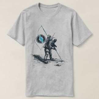 Electroneum Moon Flag T-Shirt