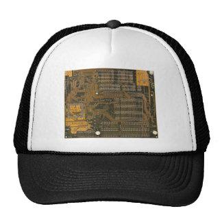 electronic circuit board cap