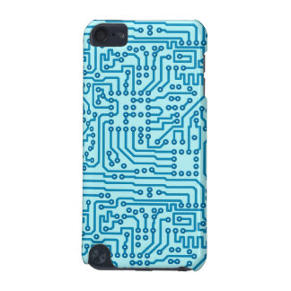 Electronic Digital Circuit Board iPod Touch (5th Generation) Case