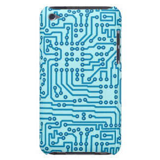 Electronic Digital Circuit Board iPod Touch Case-Mate Case