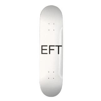 electronic funds transfer ai skate board