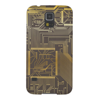 Electronic PCB Galaxy S5 Case