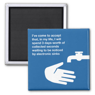 Electronic Sink Magnet