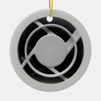 Electronics Cooling Fan Circle Ornament