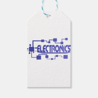 Electronics Gift Tags