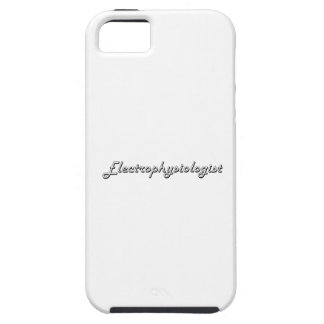 Electrophysiologist Classic Job Design iPhone 5 Cases