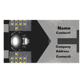 ElectroTech - Business Business Card Templates