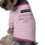 ELEET, B3L0\/3D Ph4/\/\1L'/ P37 Doggie Tee