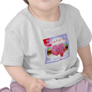 Elefant logo for toddler tshirt