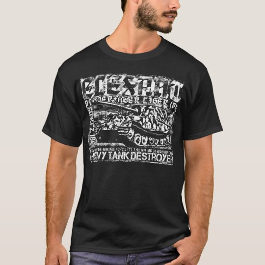 Elefant Men's Basic Dark T-Shirt