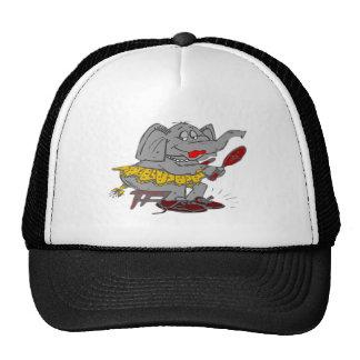 Elefantin circus elephant circus trucker hats