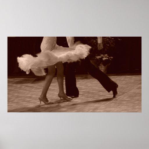 Elegance in Dance Poster