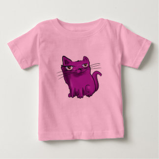 elegance kitty sweet cat cartoon baby T-Shirt