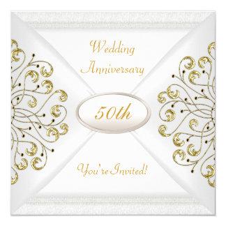 50th Wedding Anniversary Invitations 38 Awesome Zazzle wedding anniversary invitations
