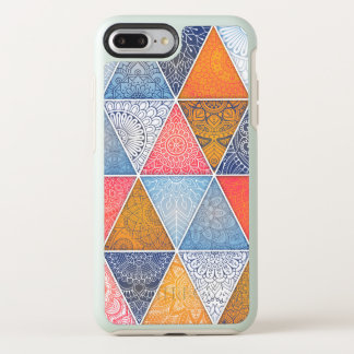 Elegant Abstract Geometric Mandalas | Phone Case