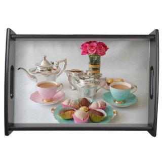 Elegant Afternoon Tea Tray