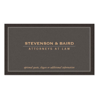 Elegant and Classic Corporate Professional Pack Of Standard Business Cards