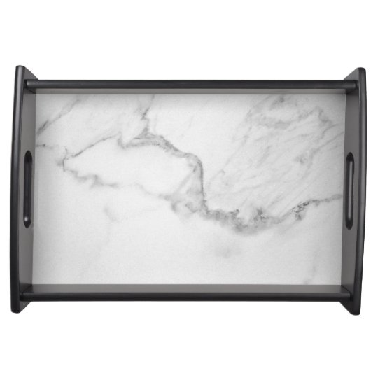 Elegant and Classy Marble Serving Tray