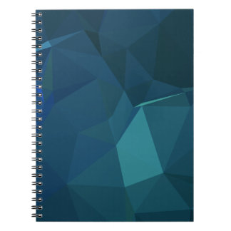 Elegant and Modern Geo Designs - Jellyfish Notebook