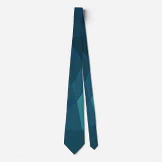 Elegant and Modern Geo Designs - Jellyfish Tie