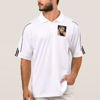 Elegant and pretty without leaving of being you polo shirt