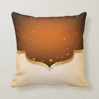 Elegant Arabian Cushion