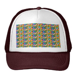 Elegant Artistic Jewel Theme  Pattern on T-shirts Cap