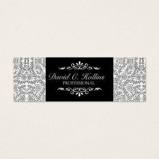 Elegant Artistic Promotional  Chicness Fancy Cute Mini Business Card