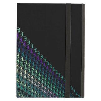 Elegant Asymmetrical Fractal iPad Air Covers