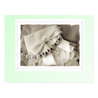 Elegant Baby merchandise Postcard