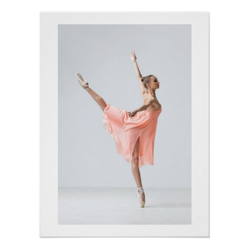 Elegant Ballerina - SRF Print