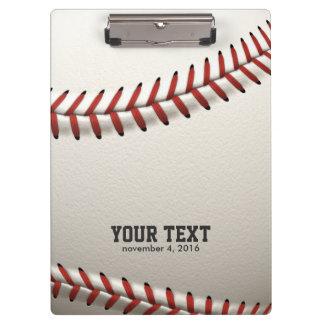 Elegant Baseball Clipboards