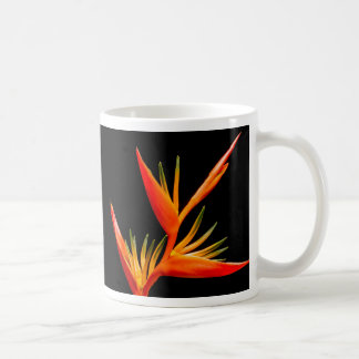 Elegant, beautiful, Bird of Paradise flower Coffee Mug