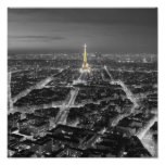 Elegant Beauty of Paris Nights