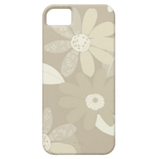Elegant Beige iPhone 5 Cover