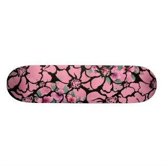 elegant blossom skateboard decks