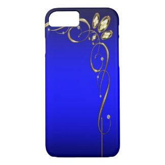 Elegant Blue iPhone 7 Case
