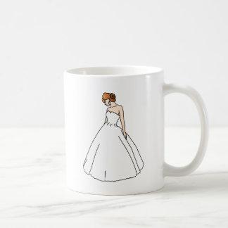 Elegant Bride Coffee Mug