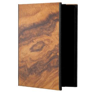 Elegant Brown Faux Wood No.4 Powis iPad Air 2 Case