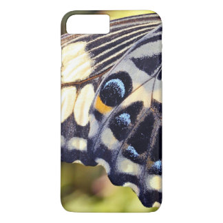 Elegant butterfly on tree branch iPhone 7 plus case