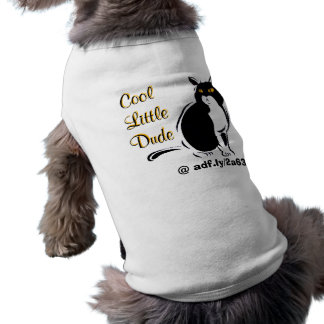 Elegant Cat or Dog Pet T-shirt