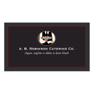 Elegant Catering Business Card