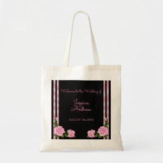 Elegant Chic Corner Rose Bouquet Wedding