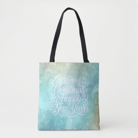 Elegant Christmas and New Year  | Tote Bag