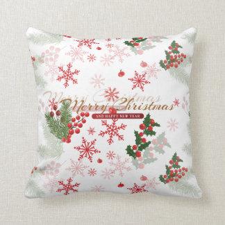 Elegant Christmas Cushion