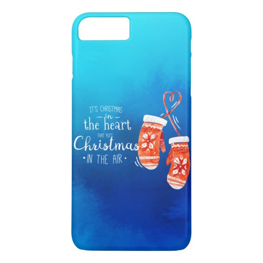 Elegant Christmas in the Heart | Phone Case
