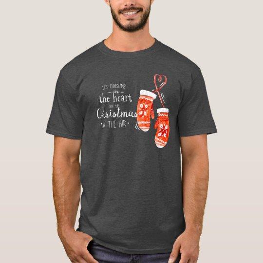Elegant Christmas in the Heart | Shirt