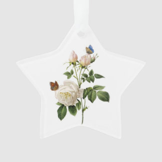 Elegant classic vintage rose love